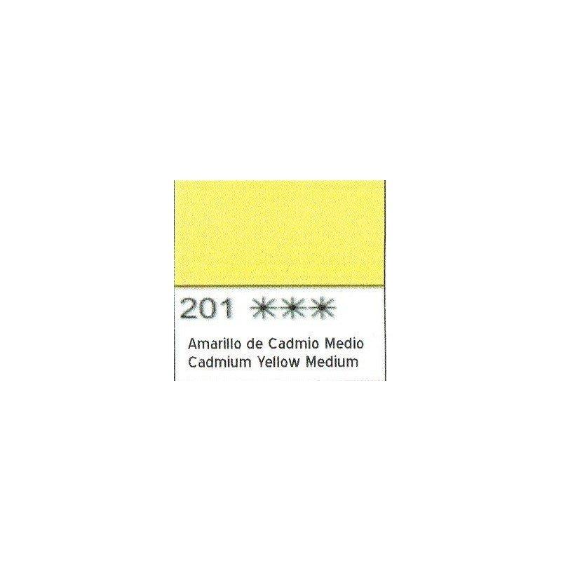 ACUARELA WHITE NIGHTS AMARILLO CADMIO MEDIO SAN PETERSBURGO