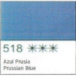 ACUARELA WHITE NIGHTS AZUL PRUSIA SAN PETERSBURGO