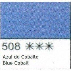 ACUARELA WHITE NIGHTS AZUL COBALTO SAN PETERSBURGO