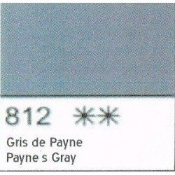 ACUARELA WHITE NIGHTS GRIS DE PAYNE SAN PETERSBURGO