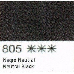 ACUARELA WHITE NIGHTS NEGRO NEUTRAL SAN PETERSBURGO