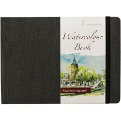 WATERCOLOUR BOOK HAHNEMUHLE A5 PAISAJE 200G
