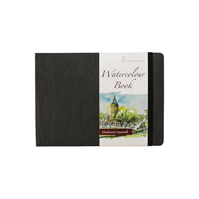 WATERCOLOUR BOOK HAHNEMUHLE A5 PAISAJE 200G