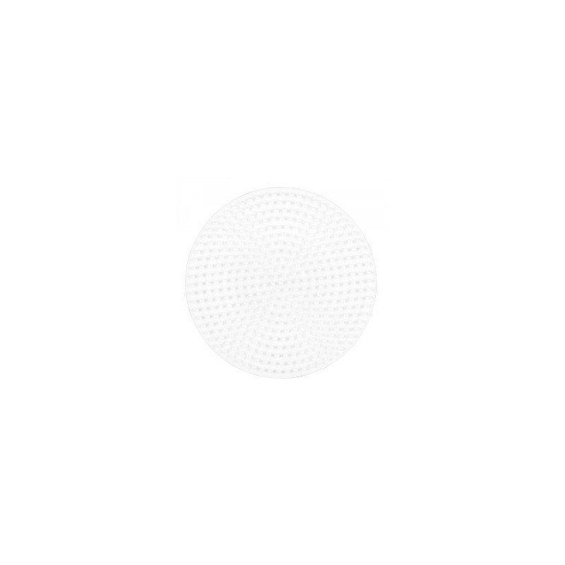 PLACA / PEGBOARD CIRCULAR MEDIANA PARA HAMA MIDI