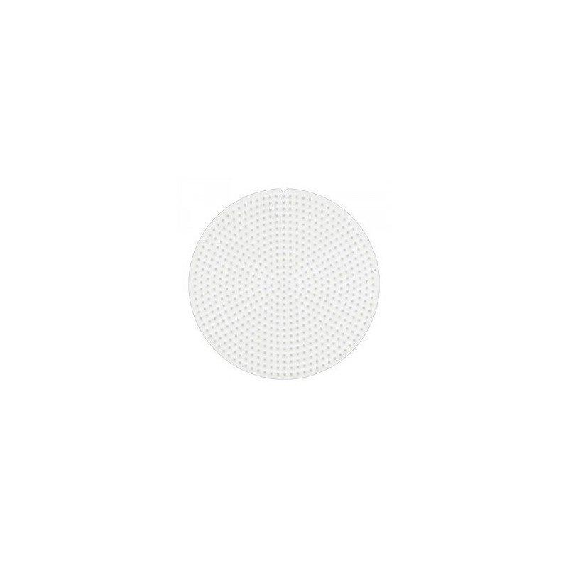 PLACA/PEGBOARD CIRCULAR PARA HAMA MINI