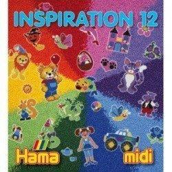 HAMA BEADS INSPIRATION NÚMERO 12 (MIDI)