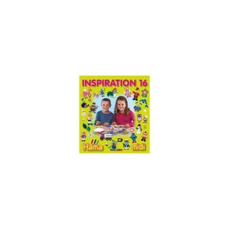 HAMA BEADS INSPIRATION NÚMERO 16 (MIDI)